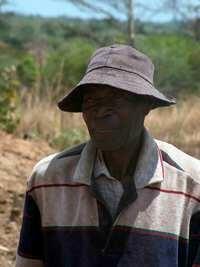 Zambia farmer