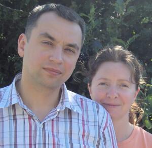 Russia, Andrei and Natasha Petrine