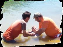 kosova, baptism