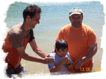 kosova, baptism2