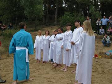 Russia, Baptisms