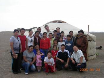 gobi desert church