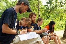 summer camp study